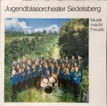 CD - Jugendblasorchester Sedelsberg Musik macht Freude