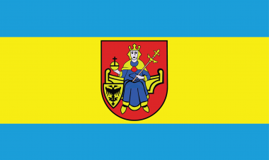 Saterlandflagge (15 cm x 25 cm)