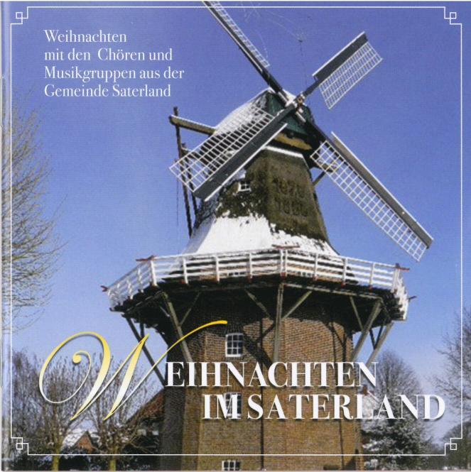 CD - Weihnachten im Saterland